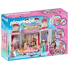 PLAYMOBIL - Coffre Cour royale - 4898