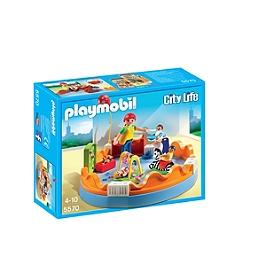 PLAYMOBIL - Espace crèche avec bébés - 5570