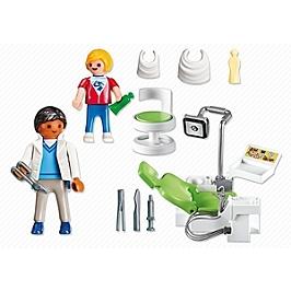 PLAYMOBIL - Cabinet de dentiste - 6662