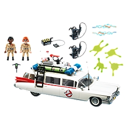 PLAYMOBIL - Ecto-1 GhostbustersTM - 9220