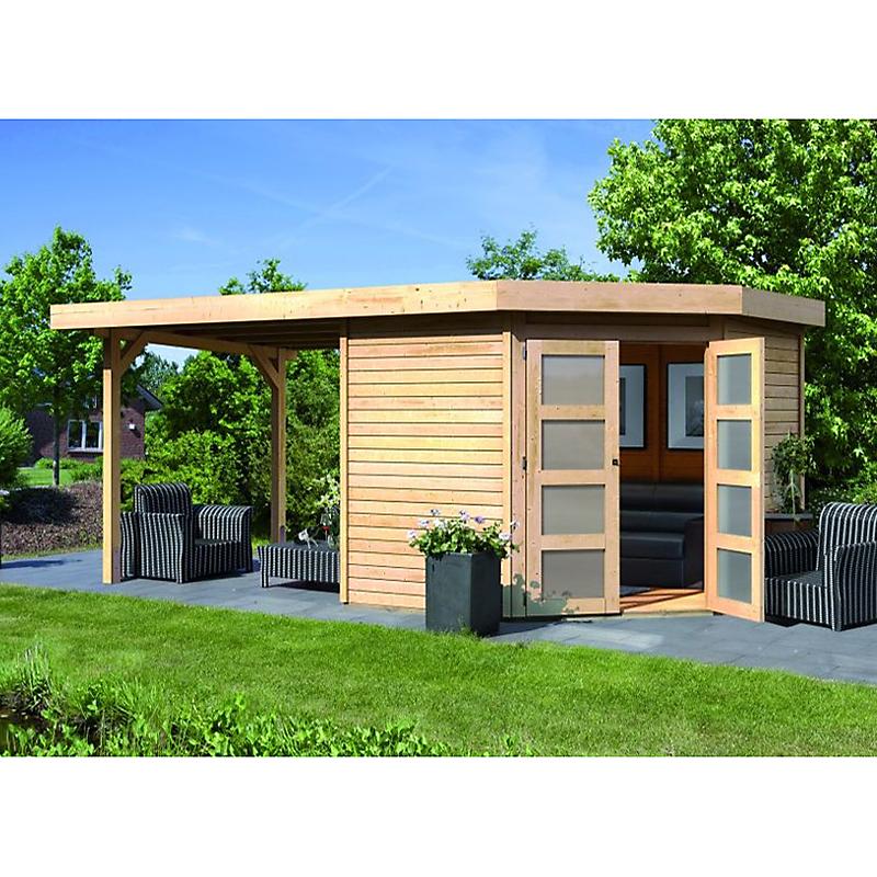 abri de jardin en bois goldendorf maison et loisirs e leclerc. Black Bedroom Furniture Sets. Home Design Ideas