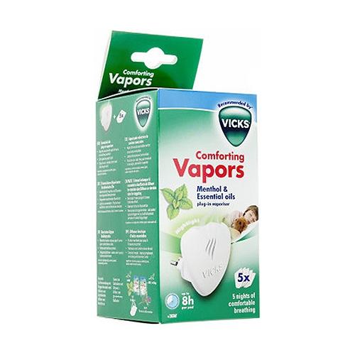 Diffuseur élèctrique + 5 tablettes menthol