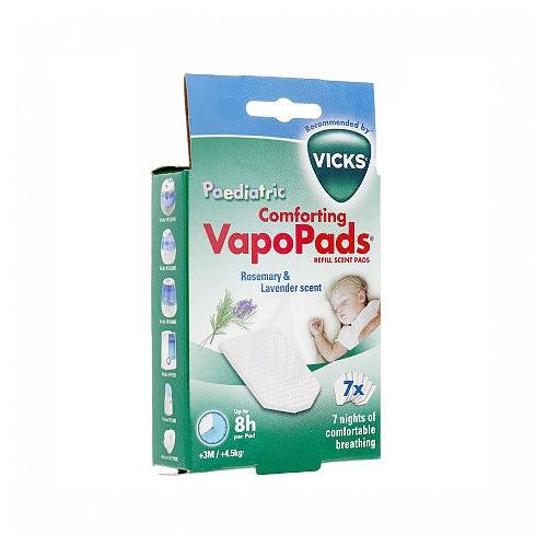 Tablettes lavande & romarin vapopads vbr7(7) - dès 4,5kg - boîte de 7 (3)