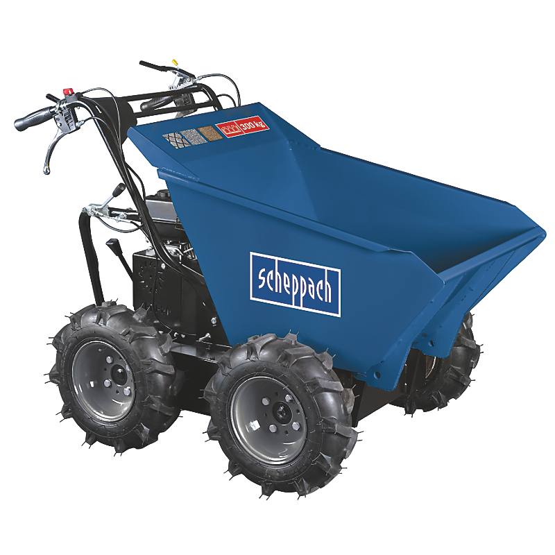 Mini-benne motorisée 300 kg - SCHEPPACH