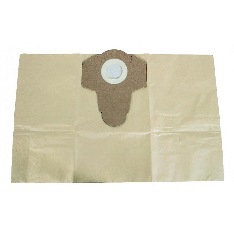 Lot de 5 sacs pour Aspirateur eau & Poussière SCHEPPACH ASP20-ES