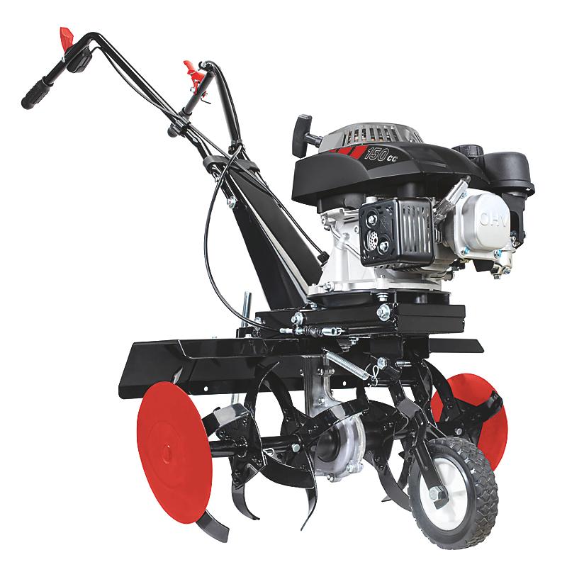 Motoculteur à essence de 150 cm³