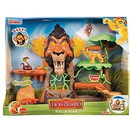 Roi Lion Playset Ascension De Scar - Disney - La Garde Du Roi Lion - SMO109312115