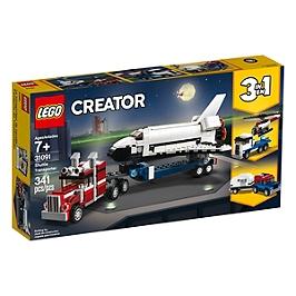 LEGO® Creator - Le transporteur de navette - 31091 - 31091