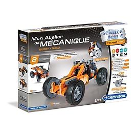 Mon Atelier de Mécanique - Buggy & Quad - 52244.6