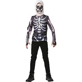 Top + Cagoule Skull Trooper Xxl - Fortnite - I-300208XXL