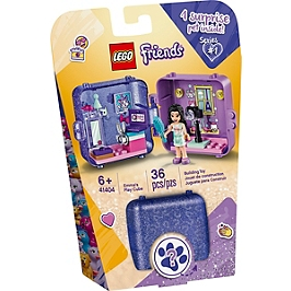Lego® Friends - Le Cube De Jeu D'emma - 41404 - 41404