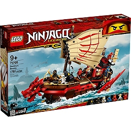 Lego® Ninjago® - Le Qg Des Ninjas - 71705 - 71705