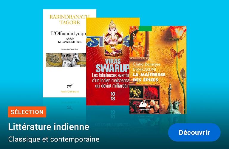 Voyage littéraire en Inde