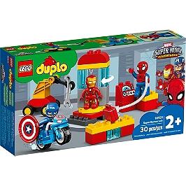 Lego® Duplo® Dc Comics Super Heroes - Le Labo Des Super-Héros - 10921 - 10921