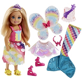 Barbie Chelsea Deguisement 1 - FJD00