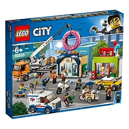 Lego® City - L'ouverture Du Magasin De Donuts - 60233 - 60233