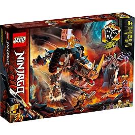 Lego® Ninjago® - L'animal De Combat De Zane - 71719 - 71719