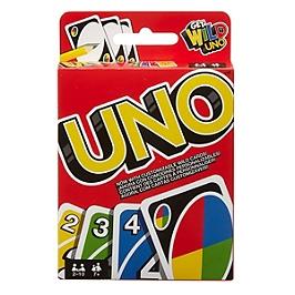 Mattel Games - Uno - Jeu De Cartes Famille - 7 Ans Et +  - Uno - W2087