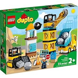 Lego® Duplo® Construction - La Boule De Démolition - 10932 - 10932