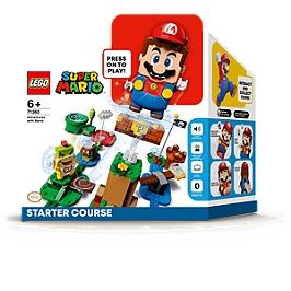 Lego® Super Mario - Pack De Démarrage Les Aventures De Mario - 71360 - 71360
