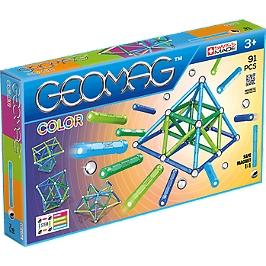 Geomag - Color - 91 Pcs - Aucune - GMC03