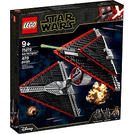 Lego® Star Wars - Le Chasseur Tie Sith - 75272 - 75272
