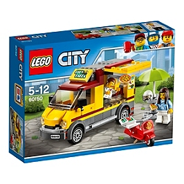 LEGO - LEGO® City - Le camion pizza - 60150 - 60150