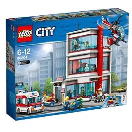 LEGO - Lego® City - LHôpital Lego® City - 60204 - 60204