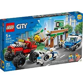 Lego® City - Le Cambriolage De La Banque - 60245 - 60245