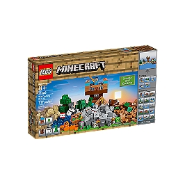 LEGO - LEGO® MinecraftTM - La boîte de construction 2.0 - 21135 - 21135