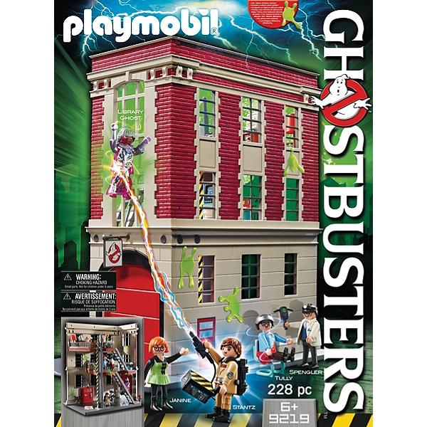 Quartier Ghostbusterstm Ghostbusters Général Playmobil Jouets WID2e9YEH