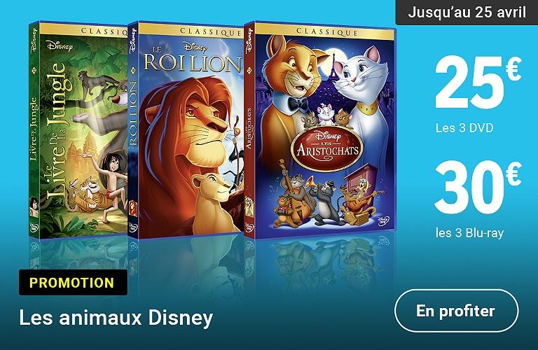 Promotion Disney