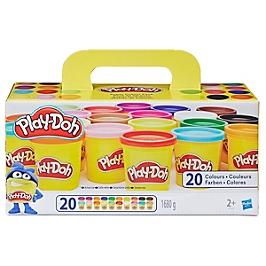 PLAY DOH - PACK DE 20 POTS