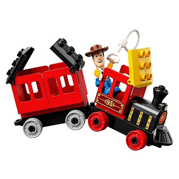 Lego Duplo Toy Story Le Train De Toy Story 10894 Jouets Espace Culturel E Leclerc