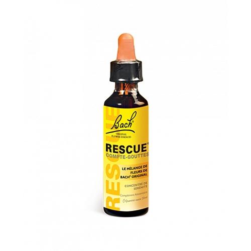 Rescue gouttes 20ml