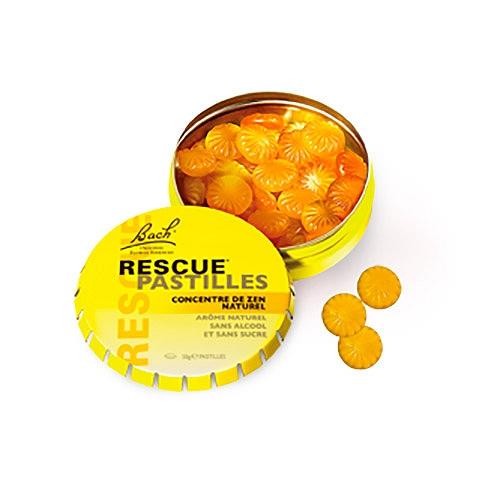 Rescue pastilles orange 50g