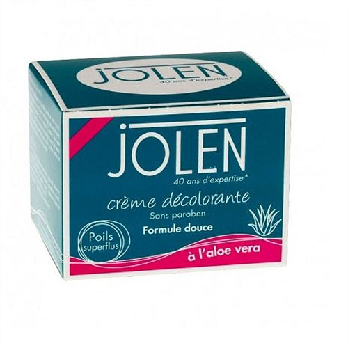 Crème décoloration aloe vera 30ml