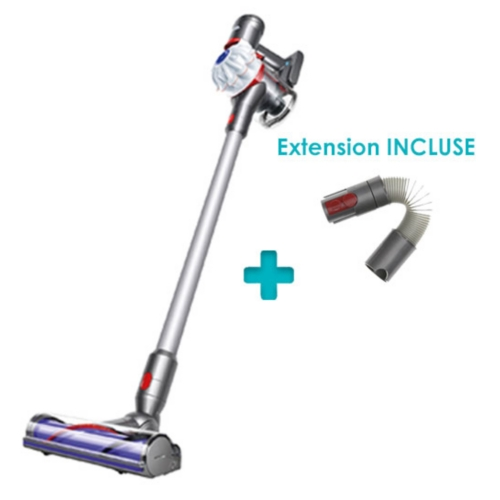 aspirateur balai dyson cordfree v7 extension e leclerc high tech. Black Bedroom Furniture Sets. Home Design Ideas