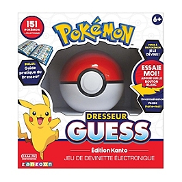Dresseur Guess Kanto - Pomsies - 80598