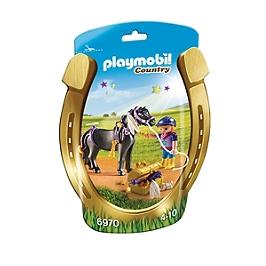 PLAYMOBIL - Poney à décorer