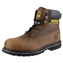 Chaussures montantes de sécurité SB Caterpillar Holton pour homme