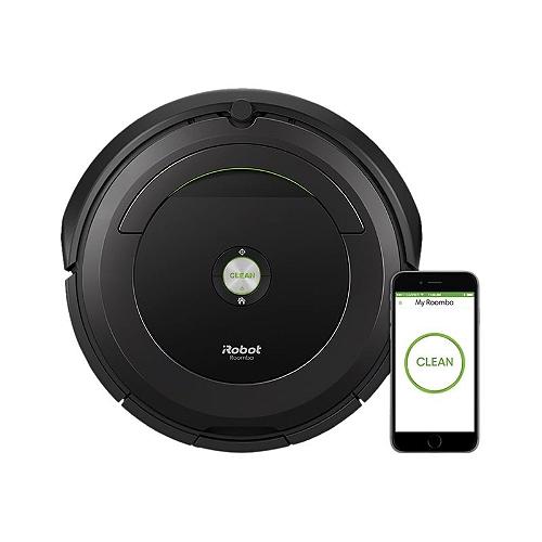 Aspirateur Robot Irobot Roomba 696 Eleclerc High Tech