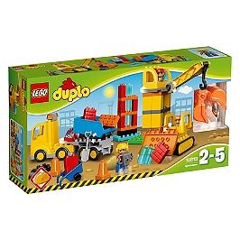 LEGO - LEGO® DUPLO® Ma ville - Le grand chantier - 10813 - 10813