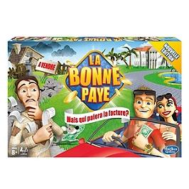La Bonne Paye  Jeu De Societe Familial - Jeu De Plateau - 324470