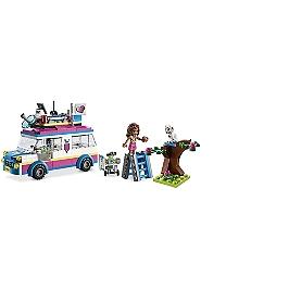 LEGO - Lego® Friends - Le Véhicule De Mission D'olivia - 41333 - 41333