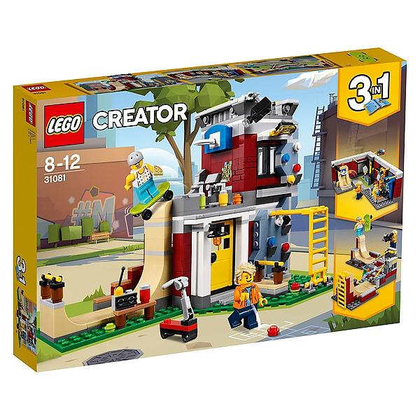 2e69fef8d694ad LEGO® Creator - Le skate park - 31081 LEGO - Jouets - Espace ...