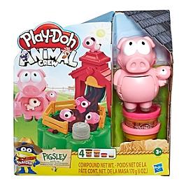 Play-Doh Animal Crew  Pate A Modeler  Les Cochons Farceurs - E67235L00