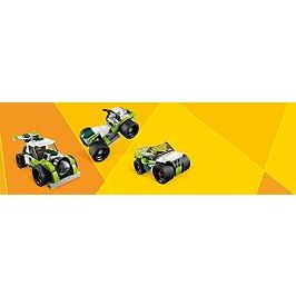 Lego® Creator - Le Camion-Fusée - 31103 - 31103