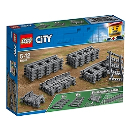 Lego® City - Pack De Rails - 60205 - 60205