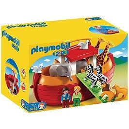 PLAYMOBIL - Arche De Noé Transportable - Na - 6765